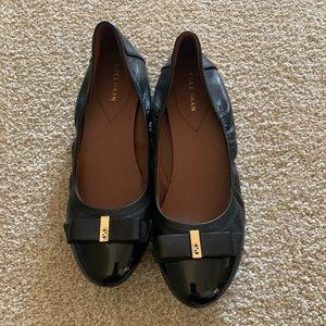 Cole Haan size 8 1/2 black ballet flats